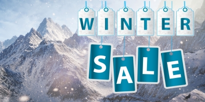 Winter SALE  до  - 30%