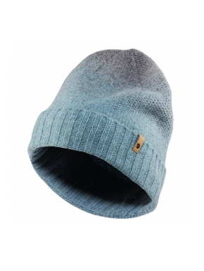 FJALLRAVEN Two-Tone Stripe Beanie