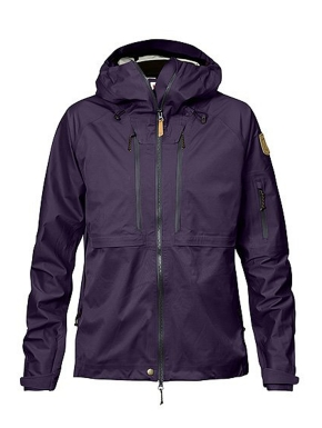 FJALLRAVEN Keb Eco-Shell Jacket W