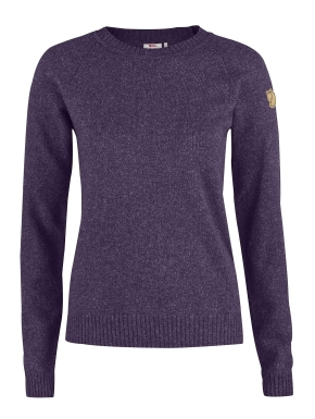 FJALLRAVEN Ovik Re-Wool Sweater W