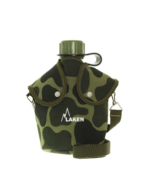 LAKEN Pluma 1 L with camouflage cover