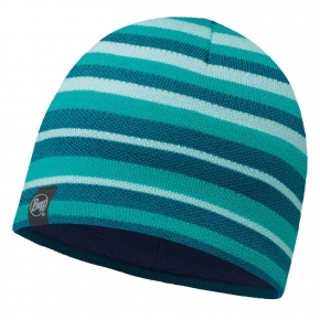 BUFF Knitted and Polar Hat Laki Stripes
