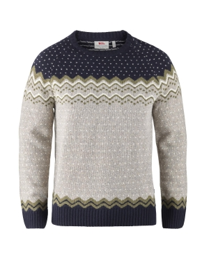 FJALLRAVEN Ovik Knit Sweater M