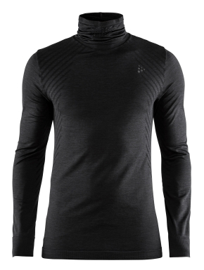 CRAFT Fuseknit Comfort Turtleneck Man