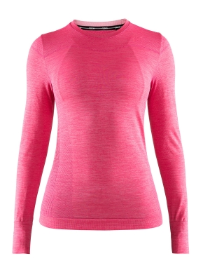 CRAFT Fuseknit Comfort RN LS Woman