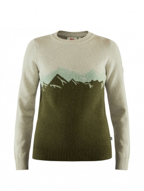 FJALLRAVEN Greenland Re-Wool View Sweater W
