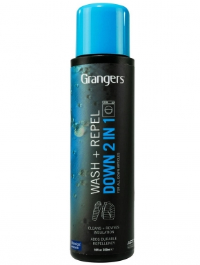 GRANGERS 2 in 1 Down Wash And Repel