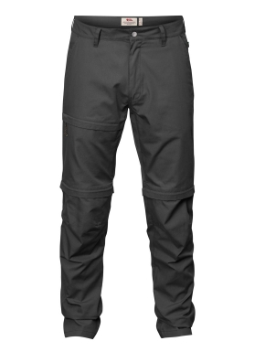 FJALLRAVEN Traveller Zip-Off Trousers M
