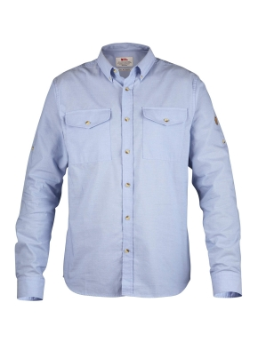 FJALLRAVEN Ovik Chambray Shirt M