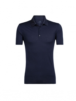 ICEBREAKER Tech Lite SS Polo MEN