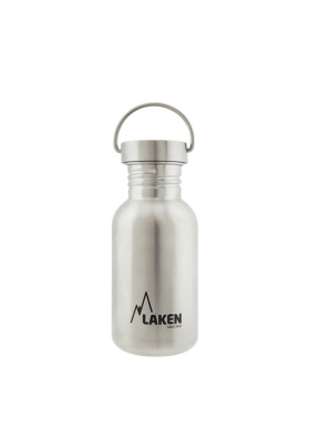 LAKEN Basic Steel Vintage Bottle 0,5L