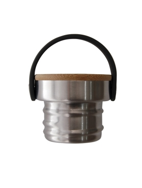 LAKEN Cap Bamboo for Basic Steel Bottle