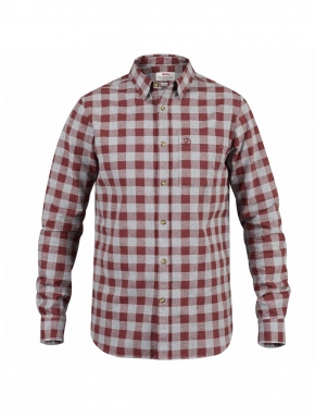 FJALLRAVEN Оvik Check Shirt LS