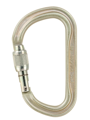 PETZL Vulcan Screw-Lock Steel
