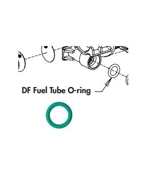 MSR Df Fuel Tube O-Ring Green