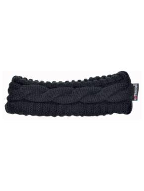 EXTREMITIES Cable Knit Headband