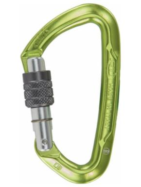 CLIMBING TECHNOLOGY Lime SG (screw gate) anod