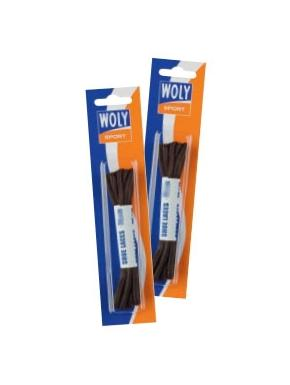WOLLY SPORT Shoe laces round 90cm