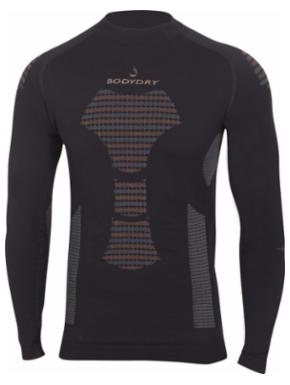 BODYDRY Bionic Shirt LS Man