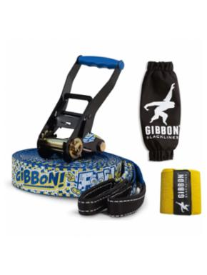 GIBBON Fun Line X13 Tree Pro Set 15m