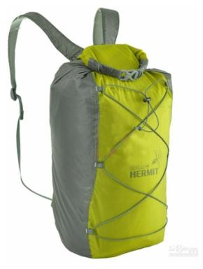 GREEN HERMIT Ultralight Dry pack 28L