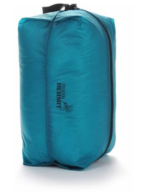 GREEN HERMIT Zip sack 12L
