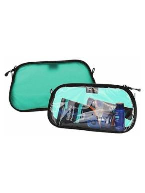 GREEN HERMIT Visual Toiletry Bag M