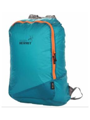 GREEN HERMIT Ultralight Daypack 25L
