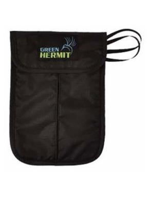 GREEN HERMIT Travel Document Bag