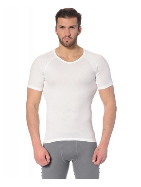 THERMOWAVE Originals SS Jersey V-neck M