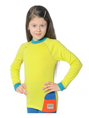 THERMOWAVE Active Kids LS Jersey