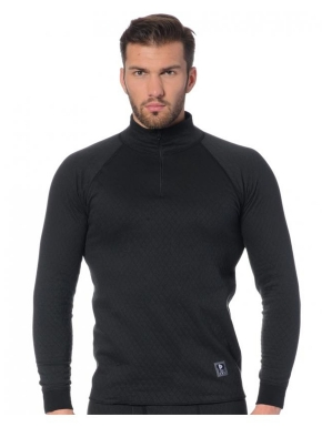 THERMOWAVE 2 in 1 LS Jersey Zip M