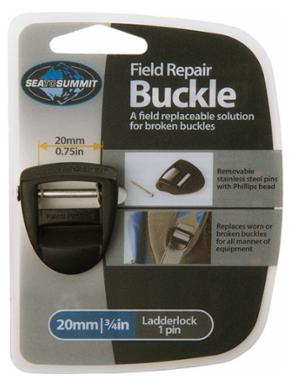 SEA TO SUMMIT Field Repair Buckle - Ladderlock 20mm 1 Pin