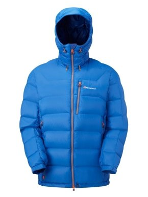 MONTANE Black Ice Jkt 2.0 - Primaloft Gold Down