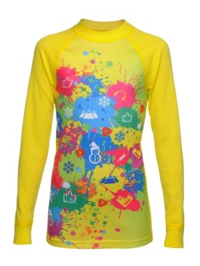 THERMOWAVE Active Girls LS Jersey