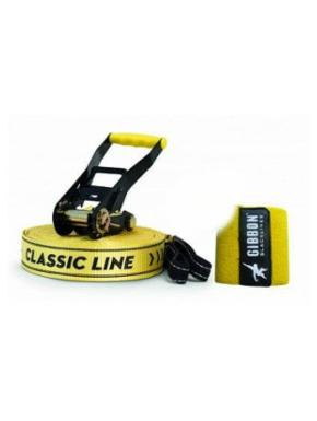 GIBBON Classicline XL 25 m Slackline Set
