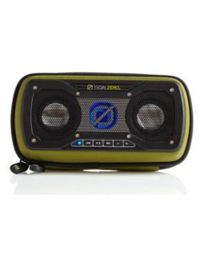 GOALZERO Rock-Out 2 Solar Speaker - Green