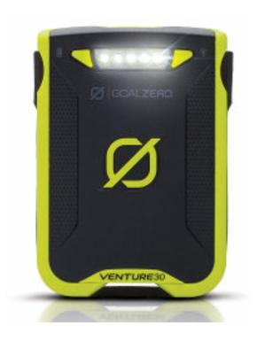 GOALZERO Venture 30 Solar Recharger