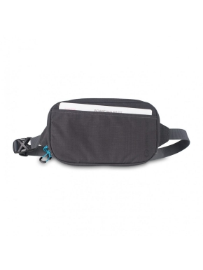 LIFEVENTURE RFID Travel Belt Pouch black