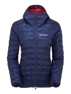 MONTANE Female Hi-Q Luxe Jacket