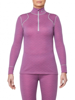 THERMOWAVE Merino Xtreme LS Jersey Zip W