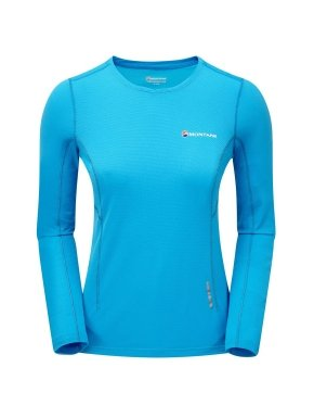 MONTANE Female Claw Long Sleeve T