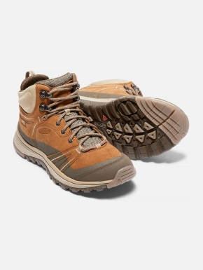 KEEN Terradora Leather Mid  W