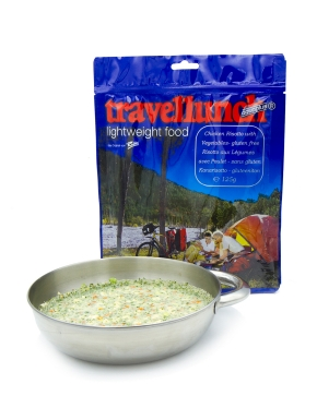 TRAVELLUNCH Різотто Chicken Risotto with Vegetables 125 г 125 г - 1 порция