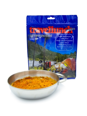 TRAVELLUNCH Паста Pasta Bolognese with Beef 125 г 125 г - 1 порция