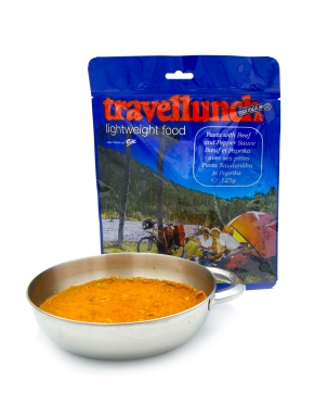 TRAVELLUNCH Паста Pasta with Beef and Pepper Sauce 125 г 250 г - 2 порции