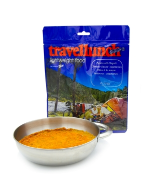 TRAVELLUNCH Паста Pasta with Napoli Tomato Sauce 125 г 125 г - 1 порция