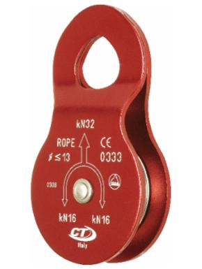CLIMBING TECHNOLOGY Orbiter S (Mobile Single) Red
