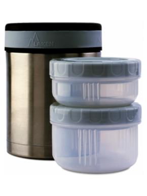 LAKEN Thermo food container 1,0 L