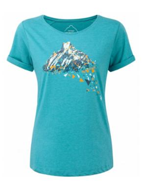 MONTANE Female Sacred Mountain T-Shirt